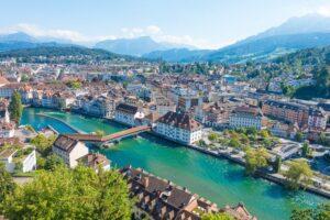 Lucerne Switzerland Tours Muslim Travelers ilimtour