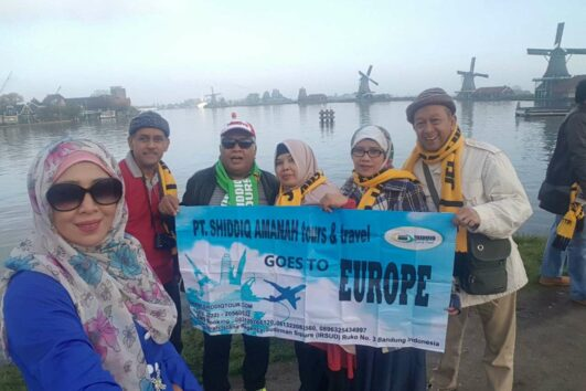 muslim travelers halal tour european package - IlimTour