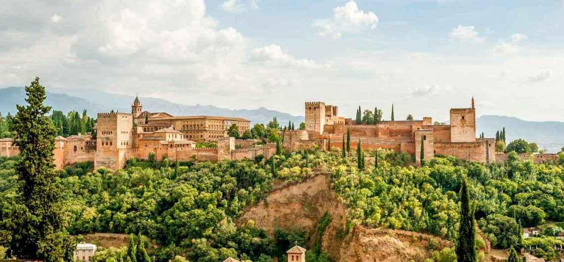 Alhambra Palace - ilimtour Tour Muslim Travels