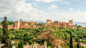 Alhambra Palace - ilimtour Tour Muslim Travels