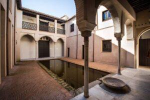 Dar Al Horra Palace -Granada Islamic Heritage Tour - ilimtour muslim travel