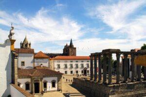 Evora Tour - Portugal Trip - Muslim Traveler