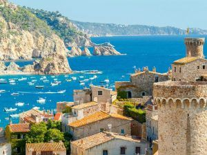 Tossa del Mar Costa Brava Barcelona Tour for Muslim Travelers