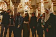 Cordoba Mosque Muslim Travelers Andalusia Spain Tour