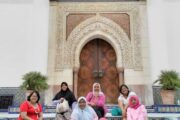 Hijabers in France Tour - Europe Halal Friendly Travel