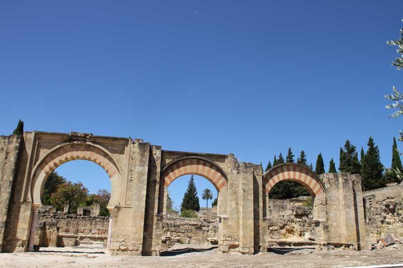 Medinat Azahara. Image from medinaazahara.org