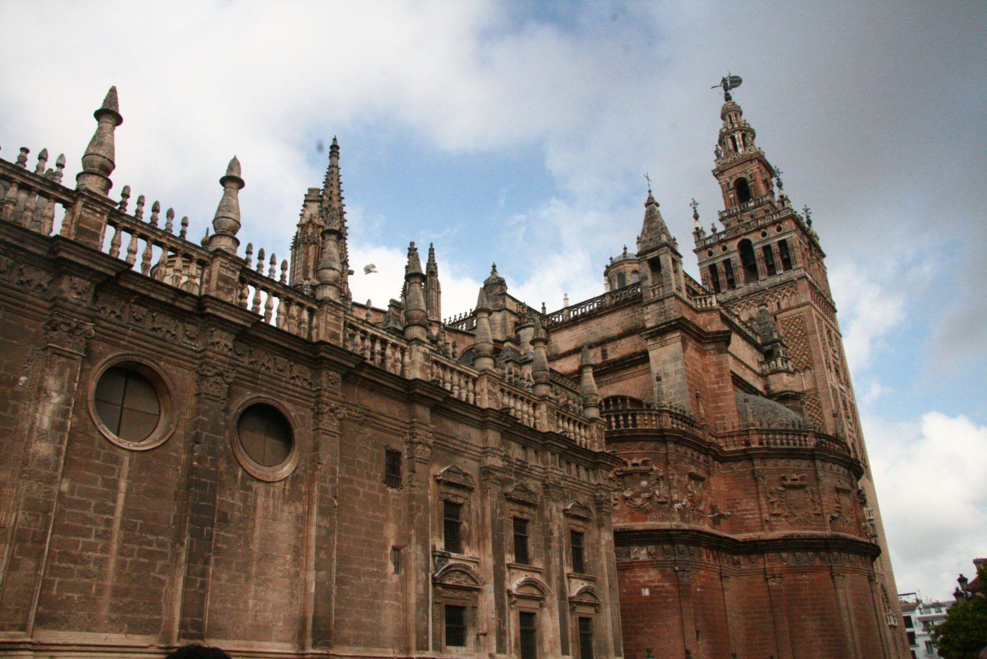 Giralda Tower. Seville.