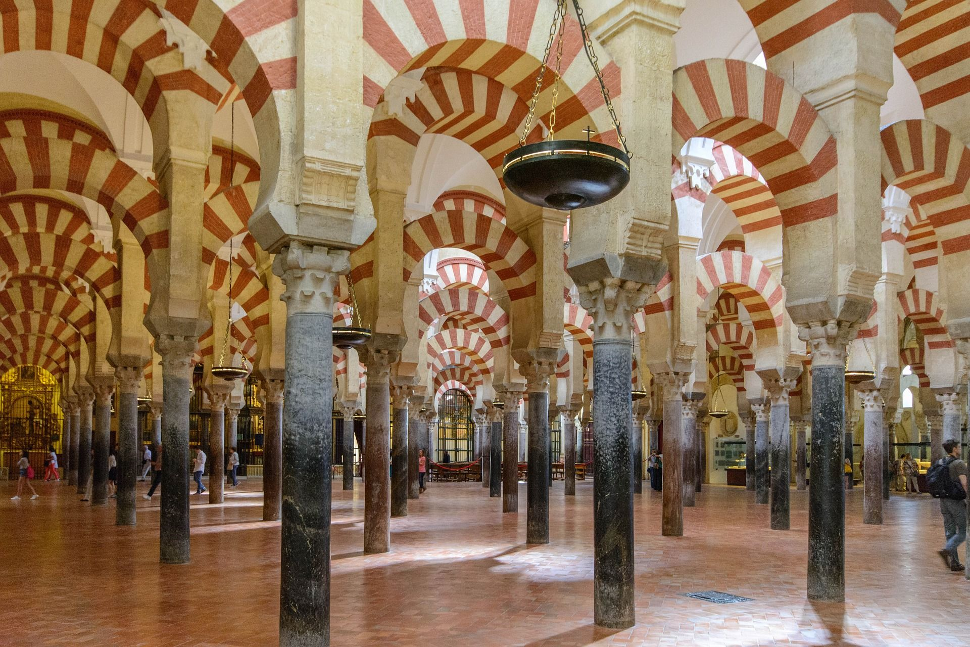 Great Mosque of Cordoba. Image from Pixabay.com